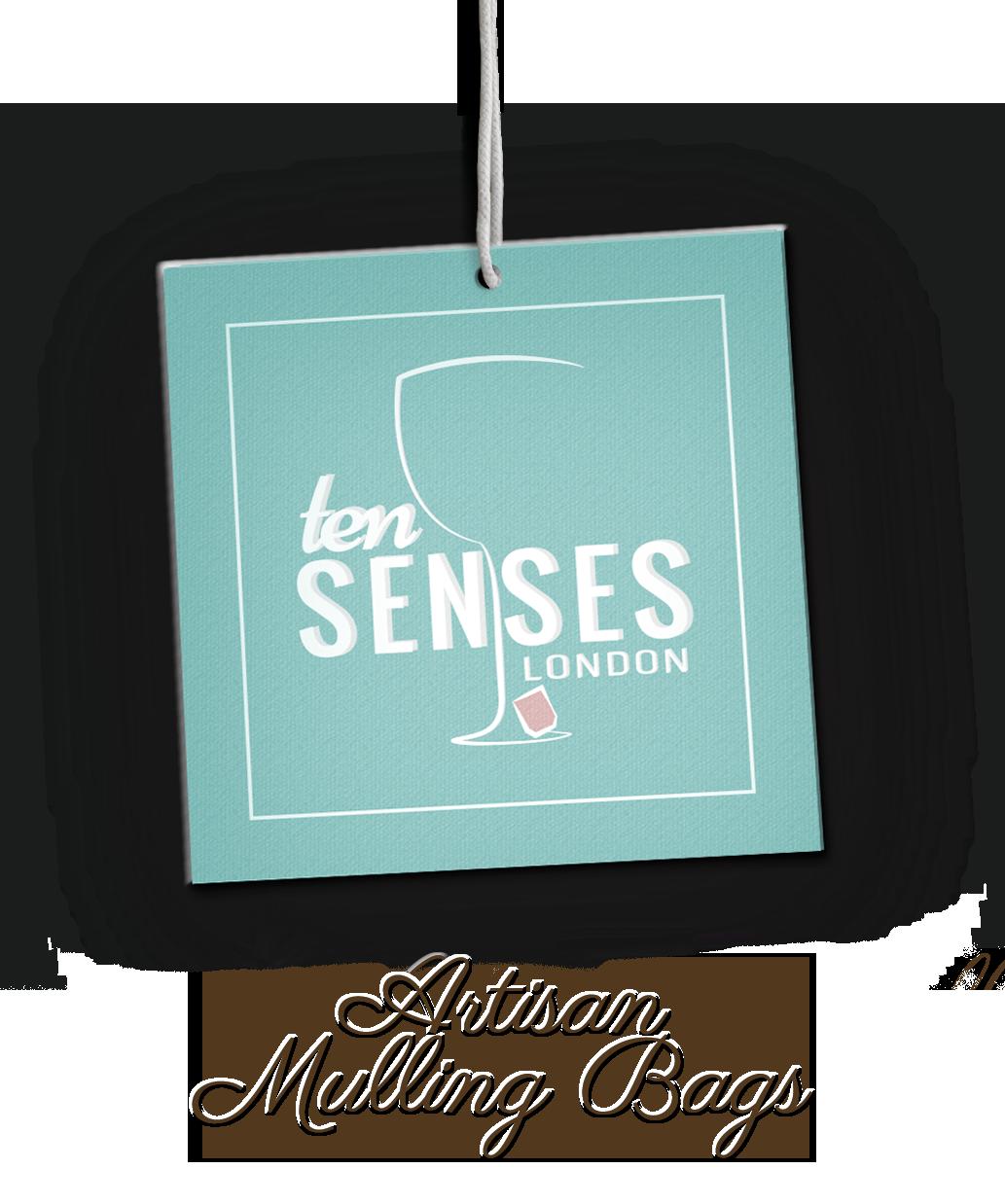 Ten Senses Artisan Mulling Bags